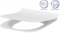 AKCE/SET/GEBERIT - KOMBIFIXBasic včetně ovládacího tlačítka DELTA 21 Bílé pro závěsné WC CERSANIT CLEANON CREA ČTVEREC + SEDÁTKO (110.100.00.1 21BI CR2), fotografie 20/11