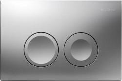 AKCE/SET/GEBERIT - SET KOMBIFIXBasic včetně ovládacího tlačítka DELTA 21 MAT pro závěsné WC LAUFEN PRO LCC RIMLESS + SEDÁTKO (110.100.00.1 21MA LP2), fotografie 24/12