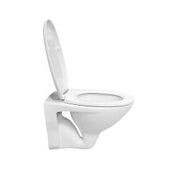 AKCE/SET/GEBERIT - SET KOMBIFIXBasic včetně ovládacího tlačítka DELTA 50 Bílé pro závěsné WC CERSANIT MITO + SEDÁTKO (110.100.00.1 50BI MI1), fotografie 2/9