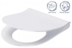 AKCE/SET/GEBERIT - SET KOMBIFIXBasic včetně ovládacího tlačítka DELTA 50 CR pro závěsné WC CERSANIT CLEANON CITY + SEDÁTKO (110.100.00.1 50CR CI1), fotografie 8/11