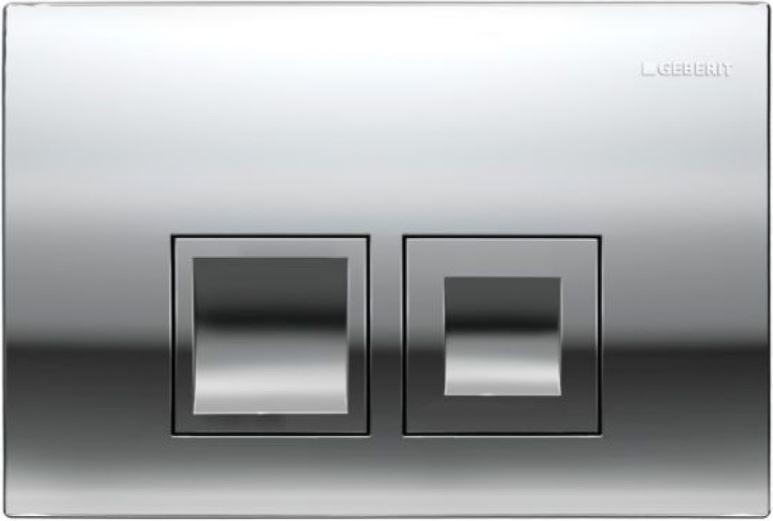AKCE/SET/GEBERIT - GEBERIT - KOMBIFIXBasic včetně ovládacího tlačítka DELTA 50 CR pro závěsné WC CERSANIT CLEANON COLOUR + SEDÁTKO (110.100.00.1 50CR CN1), fotografie 20/11