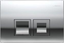 SET KOMBIFIXBasic včetně ovládacího tlačítka DELTA 50 CR pro závěsné WC LAUFEN PRO LCC RIMLESS + SEDÁTKO (110.100.00.1 50CR LP2) - GEBERIT, fotografie 22/12