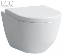 SET KOMBIFIXBasic včetně ovládacího tlačítka DELTA 50 CR pro závěsné WC LAUFEN PRO LCC RIMLESS + SEDÁTKO (110.100.00.1 50CR LP2) - GEBERIT, fotografie 18/12