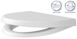 KOMBIFIXBasic včetně ovládacího tlačítka DELTA 50 CR pro závěsné WC CERSANIT CLEANON PARVA + SEDÁTKO (110.100.00.1 50CR PA1) - AKCE/SET/GEBERIT, fotografie 12/11