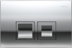 AKCE/SET/GEBERIT - KOMBIFIXBasic včetně ovládacího tlačítka DELTA 50 CR pro závěsné WC CERSANIT PRESIDENT + SEDÁTKO (110.100.00.1 50CR PR1), fotografie 14/8