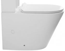 ND - PACO náhradní WC mísa bez montážní sady (PC1012R-02X)