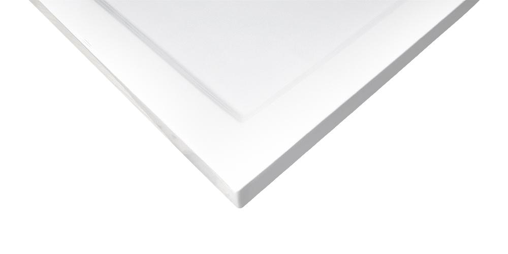 AKCE /SET/SanSwiss - Sprchová vanička PRIM obdélník 800x1200 bílá BEZ NOH-8 Marblemate (PRIM80120), fotografie 6/5
