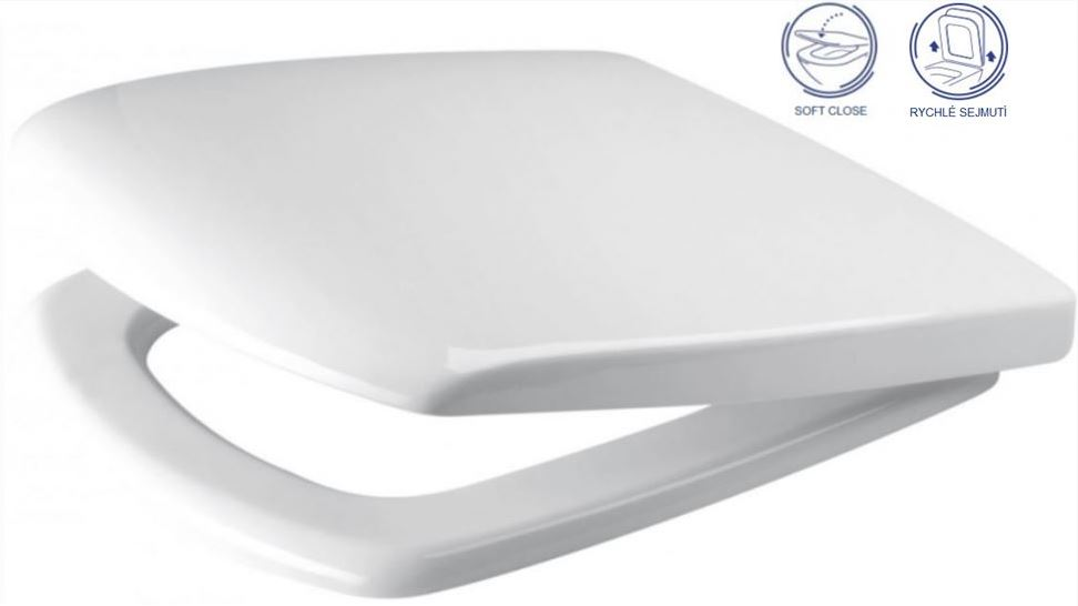 AKCE/SET/ALCAPLAST - Renovmodul - předstěnový instalační systém + WC CERSANIT CLEANON CARINA + SEDÁTKO (AM115/1000 X CA2), fotografie 10/6