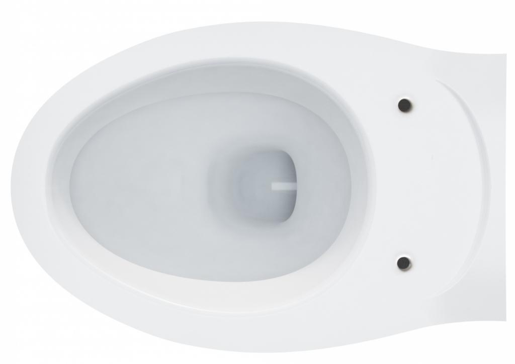 AKCE/SET/ALCAPLAST - Sádromodul - předstěnový instalační systém + tlačítko M1721 + WC CERSANIT ARES (AM101/1120 M1721 AR1), fotografie 8/8
