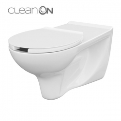 ZÁVĚSNÁ MÍSA ETIUDA BEZ SEDÁTKA PRO POSTIŽENÉ CLEAN ON (K670-002) - CERSANIT
