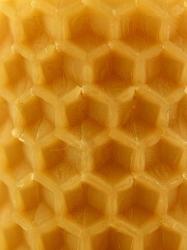 Dárkové balení svíčka včelí vosk - svíčka (Svíčka-včelí vosk), fotografie 4/4