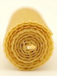 Dárkové balení svíčka včelí vosk - svíčka (Svíčka-včelí vosk), fotografie 6/4