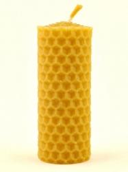 Dárkové balení svíčka včelí vosk - svíčka (Svíčka-včelí vosk), fotografie 2/4