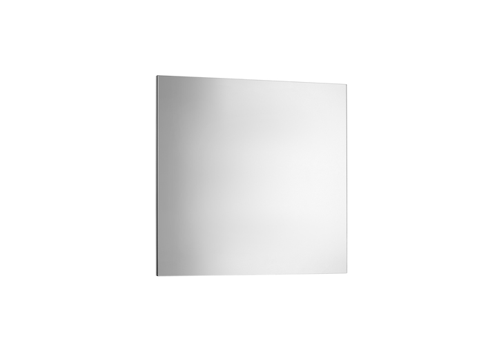 ROCA - Studio line Zrcadlo Victoria Basic 600x600mm, rám anodizovaná šedá (A812326406)
