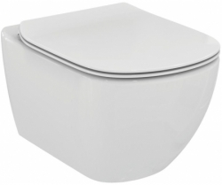 AKCE/SET/ALCAPLAST - Jádromodul - předstěnový instalační systém + tlačítko M1710 +WC TESI se sedátkem SoftClose, AquaBlade (AM102/1120 M1710 TE1), fotografie 10/6