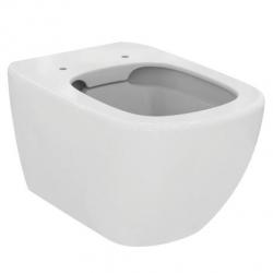 ALCAPLAST  Jádromodul - předstěnový instalační systém s bílým/ chrom tlačítkem M1720-1 + WC Ideal Standard Tesi se sedátkem RIMLESS (AM102/1120 M1720-1 TE2), fotografie 2/9