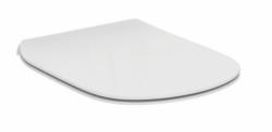 ALCAPLAST  Jádromodul - předstěnový instalační systém s bílým/ chrom tlačítkem M1720-1 + WC Ideal Standard Tesi se sedátkem RIMLESS (AM102/1120 M1720-1 TE2), fotografie 4/9