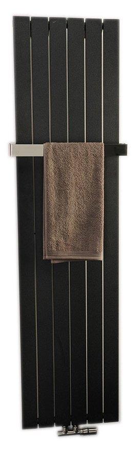 VÝPRODEJ - COLONNA otopné těleso 450x1800mm, břidlice s texturou (IR147VYP)