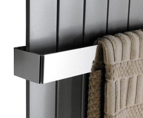 VÝPRODEJ - COLONNA držák ručníků 450x74mm, broušená nerez (IRPA16VYP)