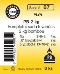 VÝPRODEJ - Těsnění PB 2 kg bomba (S87)
