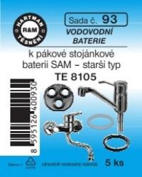 VÝPRODEJ - Těsnění k pákové baterii (S93)
