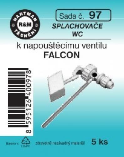 VÝPRODEJ - Těsnění FALCON (S97)