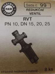 VÝPRODEJ - Těsnění redukční ventil (S99)