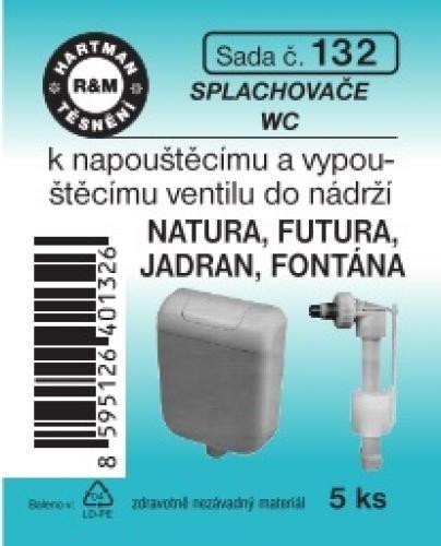 VÝPRODEJ - Těsnění NATURA,FUTURA,FONTANA (S132)