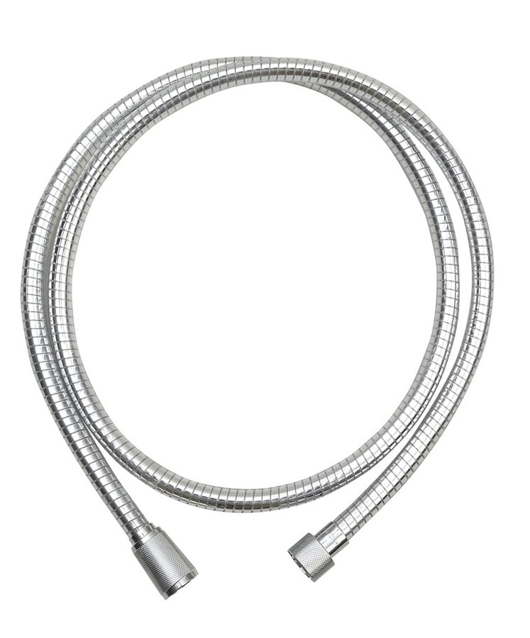 VÝPRODEJ - SPYROFLEX hladká sprchová hadice, 150cm, chrom (FSAR150VYP)