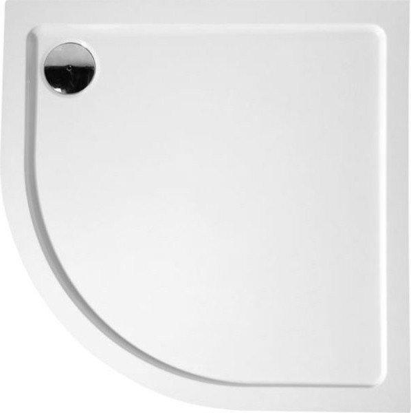 VÝPRODEJ - STARYL sprchová vanička čtvrtkruh 90x90x4cm (RS295VYP)