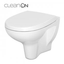 ZÁVĚSNÁ WC MÍSA ARTECO NEW CLEAN ON BEZ SEDÁTKA  (K667-053) - CERSANIT