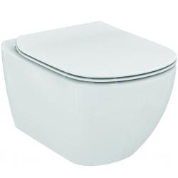 Tesi Závěsné WC se sedátkem SoftClose, AquaBlade, bílá (T354601) - IDEAL STANDARD