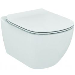 IDEAL STANDARD - Tesi Závěsné WC se sedátkem, bílá (T354201)