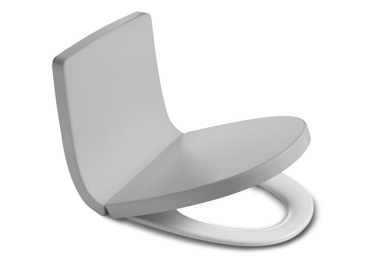 ROCA - Studio line - opěradlo KHROMA, bílé (A80165A004)