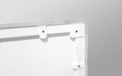 PRIM - Sprchová vanička čtvrtkruh 800x800 bílá BEZ NOH (PRIM8080R55M), fotografie 8/13