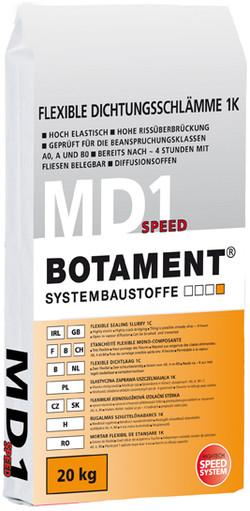 Ostatní BOTAMENT izolační hmota 1-složková 20kg BO.MD1SPEED.20 BO.MD1SPEED.20