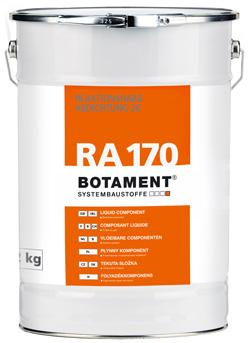 Ostatní BOTAMENT izolační reaktivní pryskyřice 9kg BO.RA170 BO.RA170