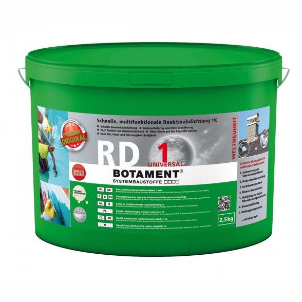 Ostatní BOTAMENT RD1 2,5 kg univerzální reaktivní izolační stěrka tekutá folie BO.RD1.025 BO