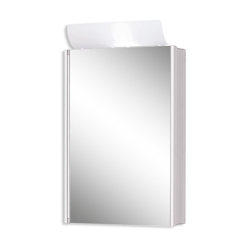 JOKEY SINGLEALU aliminium zrc.skříňka 45x77x15, 20W E27 (124211020-0190)
