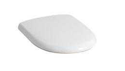 KERAMAG - K.4U WC sedátko, odnímatelné, kovové klouby 574400000 (574400000)