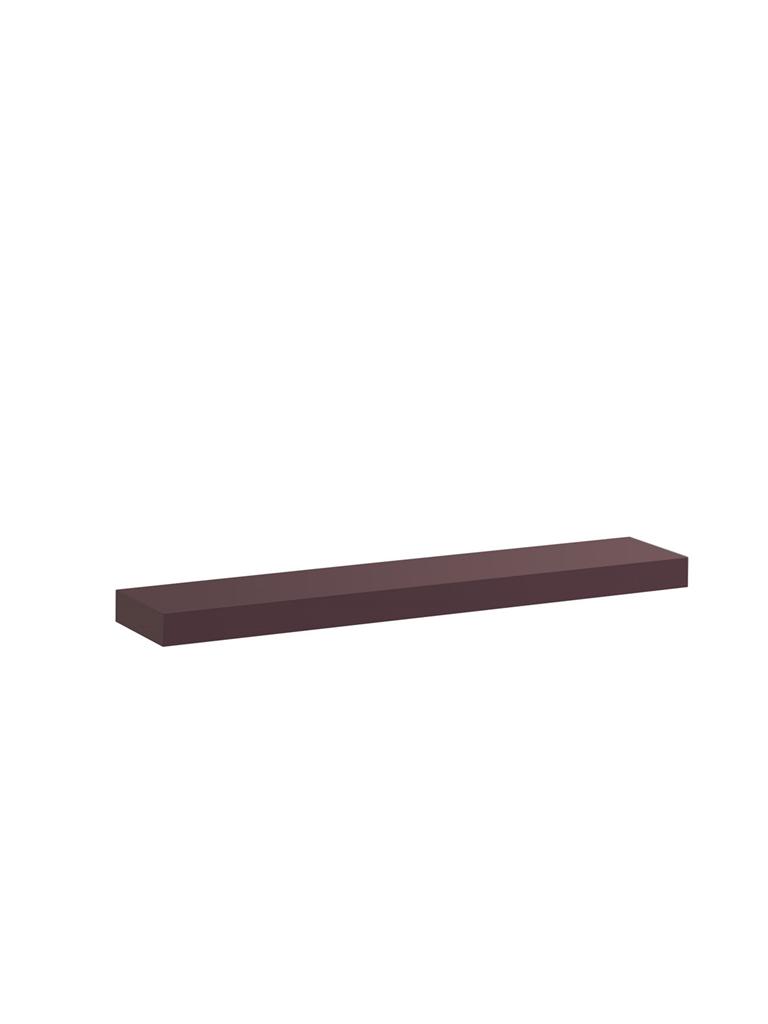 KERAMAG - K.Icon polička 90 cm burgundy 840991000 (840991000)