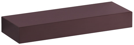 KERAMAG - K.IconXS polička 37 cm burgundy 840338000 (840338000)