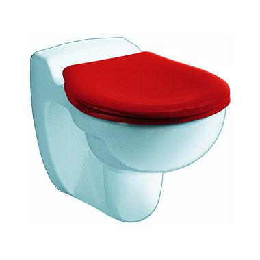 KERAMAG - K.Kind KT dětské WC závěsné, hlub.spl. 6l, bílá s KeraTect úpravou 201700600 (201700600)