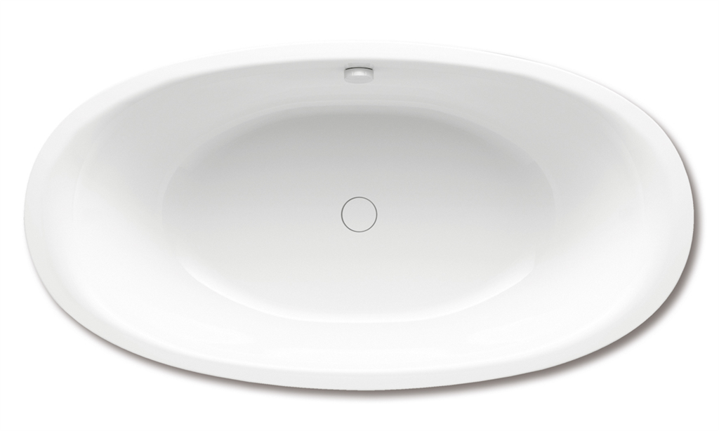Kaldewei ELLIPSO DUO OVAL 232, 1900x1000x450 mm, bílá  232 236200010001 (236200010001)