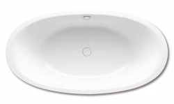 Kaldewei ELLIPSO DUO OVAL 232, 1900x1000x450 mm, bílá, antislip 232 236230000001 (236230000001)