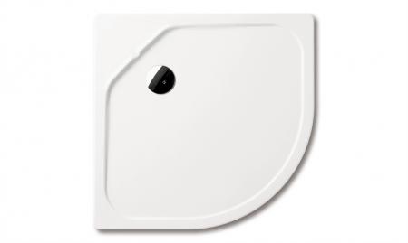 Kaldewei FONTANA 567-4, 800x800x65 mm, bílá, antislip, s panelem, polystyrénovým nosičem a lakovaným hliník 446337000001 (446337000001)