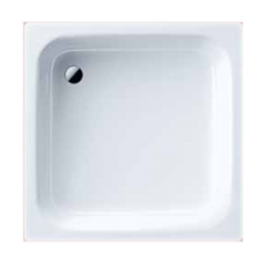 Kaldewei - Sprchová vanička ocel bílá 90x75x14 Eurowa MOD 249 (339449970001)