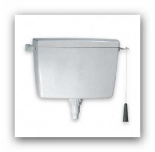 Ostatní - T 2454 WC nádržka  bez roháčku       417011 Omega 643201 (643201)