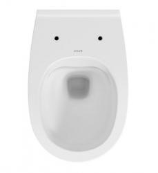 AKCE/SET/GEBERIT - KOMBIFIXBasic včetně ovládacího tlačítka DELTA 51 CR pro závěsné WC CERSANIT ARTECO CLEANON + SEDÁTKO (110.100.00.1 51CR AT1), fotografie 6/12
