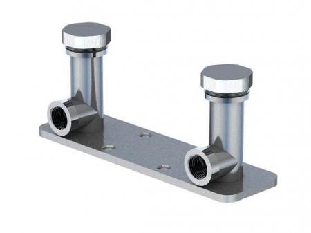 Těleso pro montáž baterie na podlahu (010 1160) - STEINBERG
